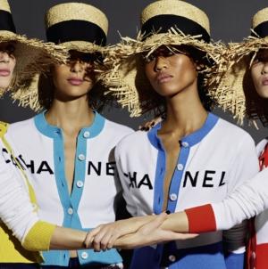 Chanel campagna primavera estate 2019: l'eleganza casual chic