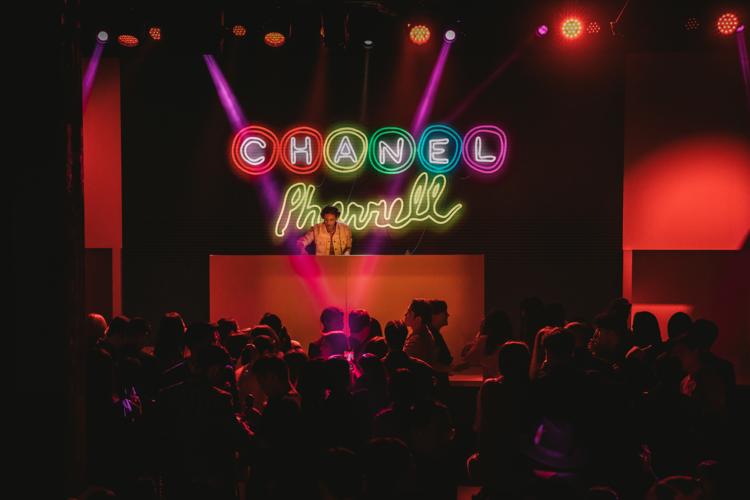 Chanel nuova boutique Seoul: il flagship store di Peter Marino, il party con Pharrell Williams