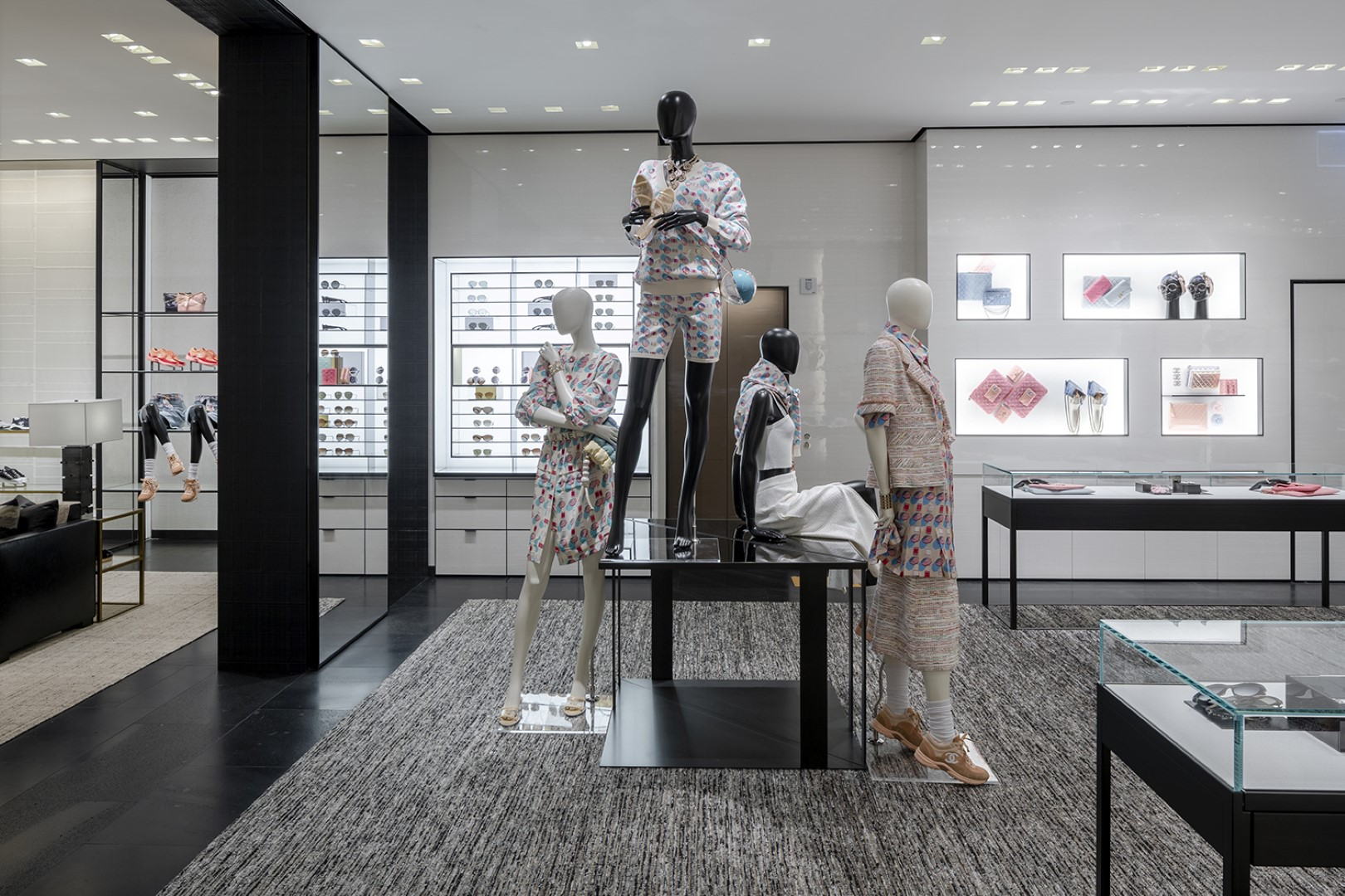 Chanel nuova boutique Seoul