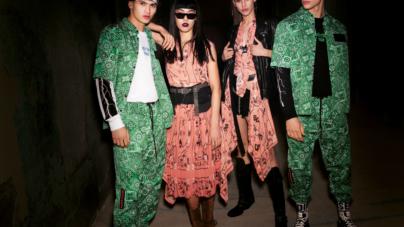 Diesel primavera estate 2019: la capsule collection ispirata alla cultura rockabilly