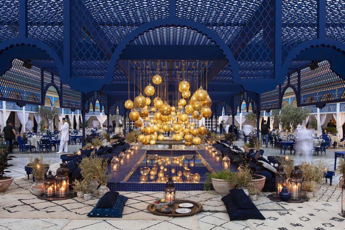 Dior Cruise 2020 sfilata Marrakech