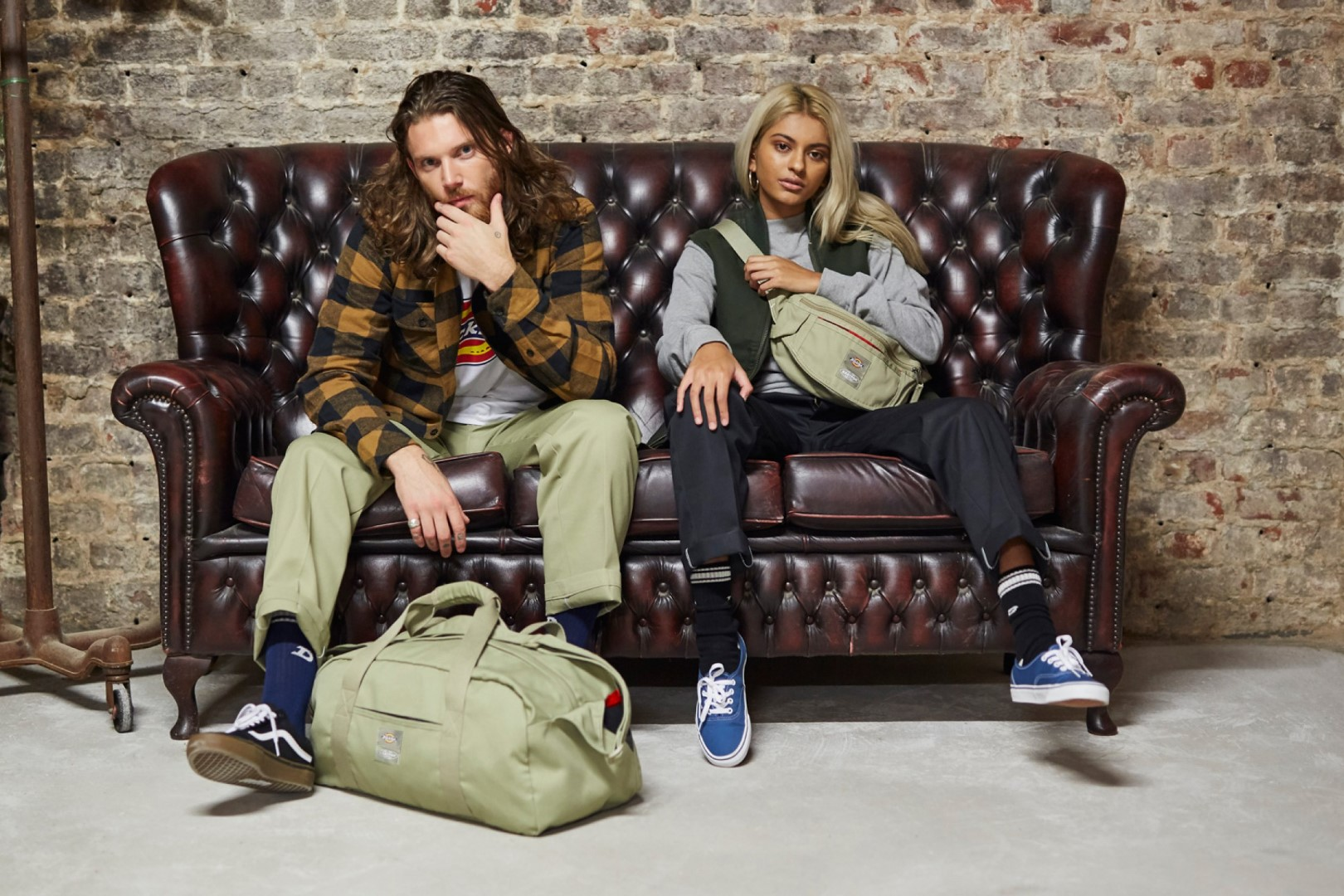 Eastpak Dickies capsule collection
