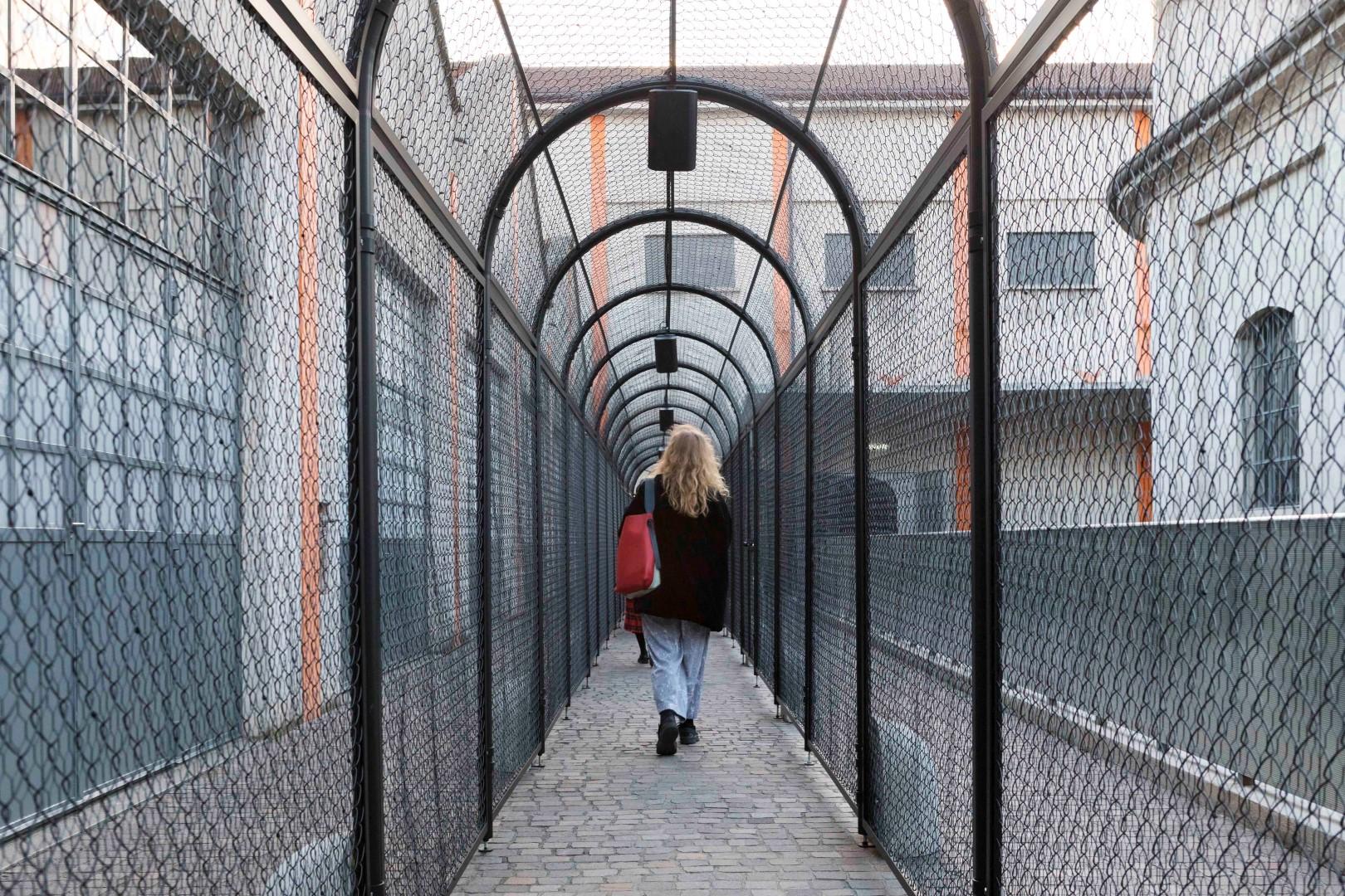 Fondazione Prada Milano Whether Line