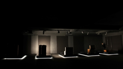 Fuorisalone 2019 Au Départ: l'installazione-evento progettata da Dimorestudio