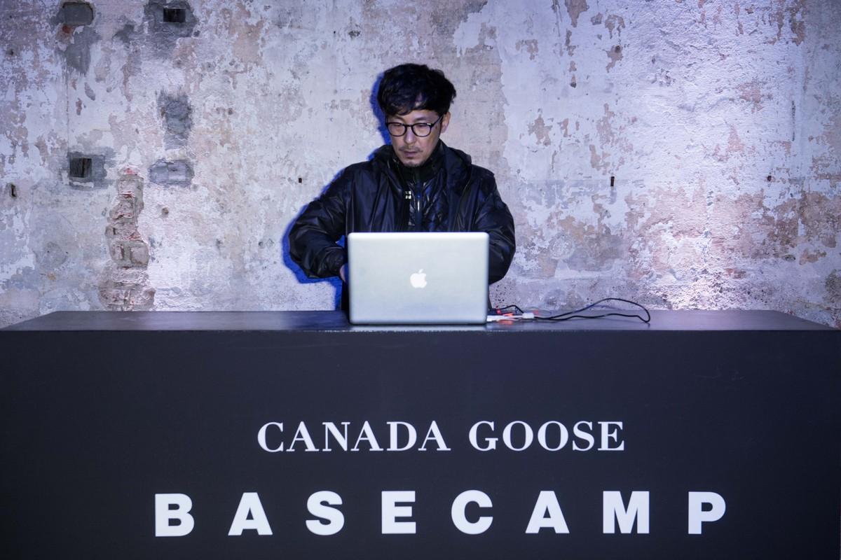 Fuorisalone 2019 Canada Goose