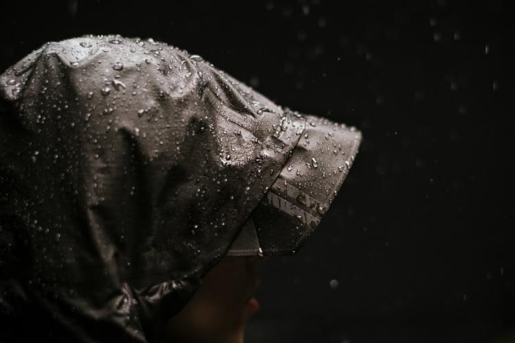 Fuorisalone 2019 Canada Goose: 50 Words for Rain, l'installazione immersiva