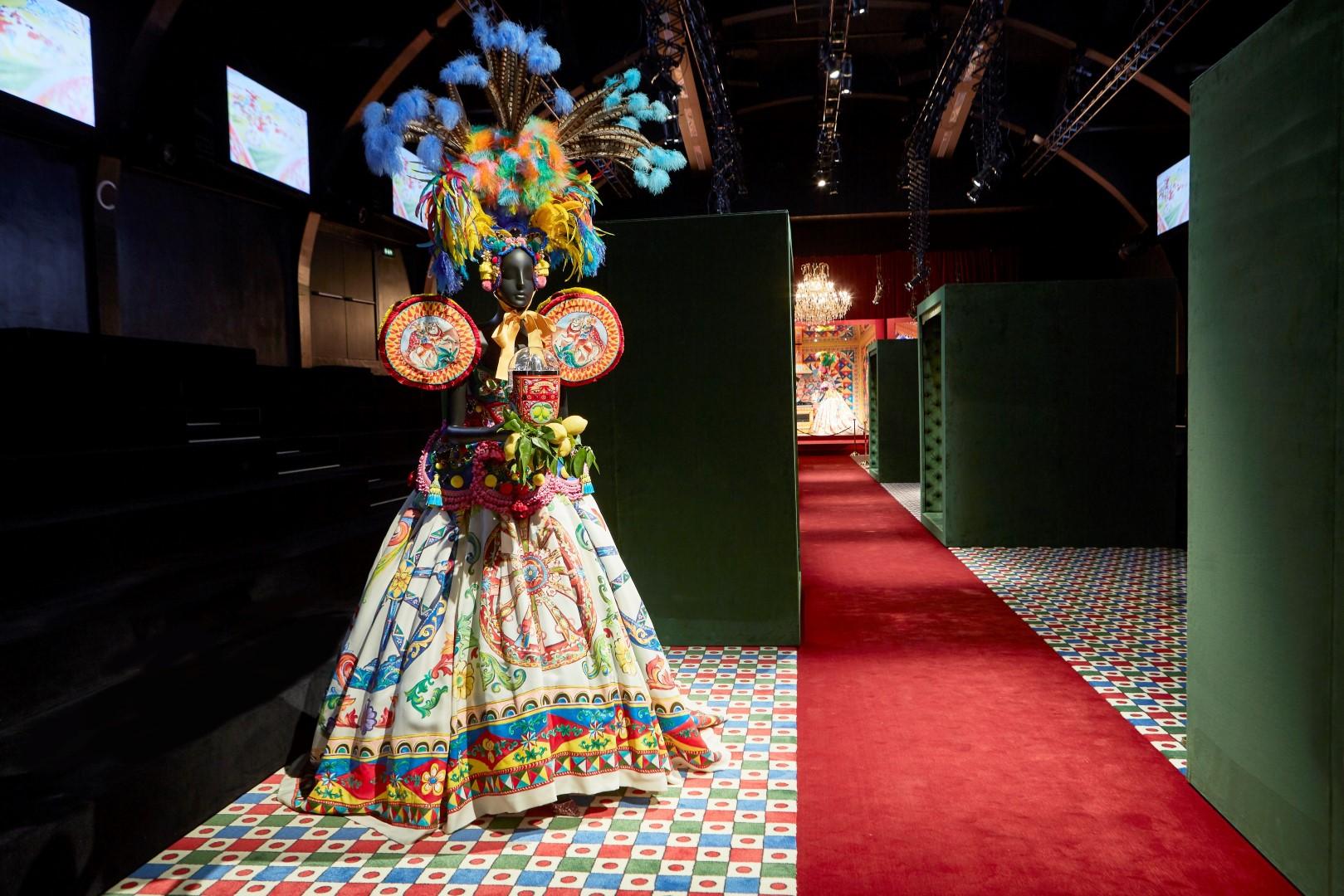 Fuorisalone 2019 Dolce & Gabbana Smeg