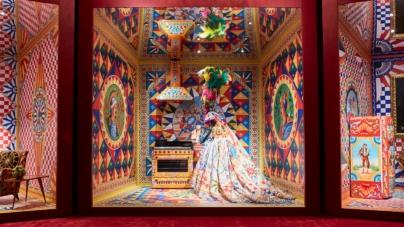 Fuorisalone 2019 Dolce & Gabbana Smeg: la mostra Artistic&Traditional