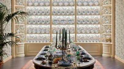 Fuorisalone 2019 Gucci Décor: inaugurato il temporary store dedicato alla linea Home