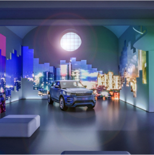 Fuorisalone 2019 Land Rover: l'esperienza immersiva live for the city e the art of urban being