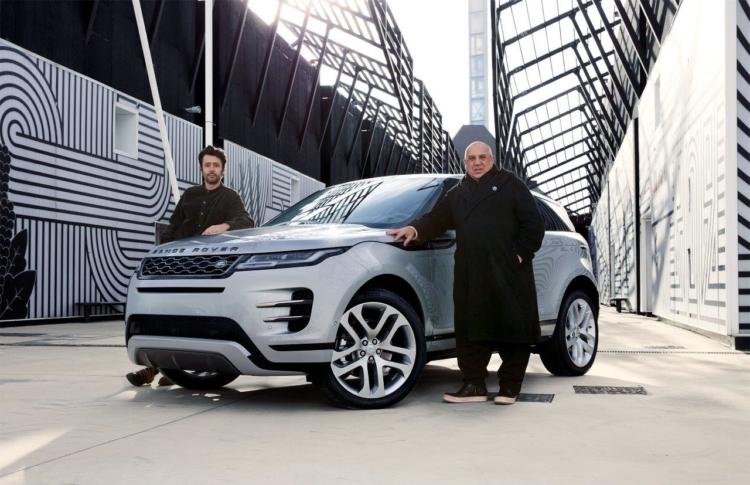 Fuorisalone 2019 Land Rover