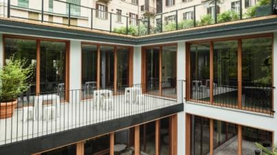 Fuorisalone 2019 Locatelli Partners: la nuova sede milanese dello studio