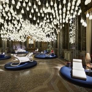 Fuorisalone 2019 Louis Vuitton: i nuovi Objets Nomades a Palazzo Serbelloni