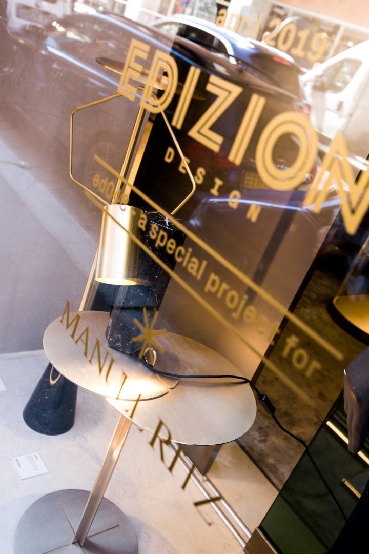 Fuorisalone 2019 Manuel Ritz