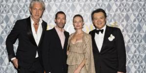 Fuorisalone 2019 Marcel Wanders: l'esclusiva cena di Decorté con Kate Bosworth