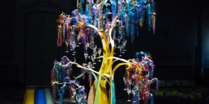 Fuorisalone 2019 Perrier-Jouët: l'opera HyperNature di Bethan Laura Wood