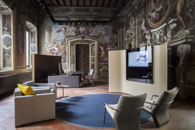 Fuorisalone 2019 Poltrona Frau: Michele De Lucchi presenta Connecting Experiences