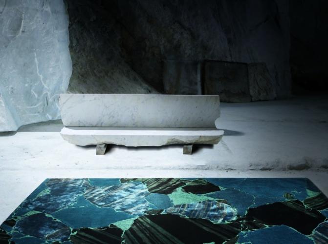 Fuorisalone 2019 Tai Ping: la collezione di tappeti Raw di Noé Duchaufour-Lawrance