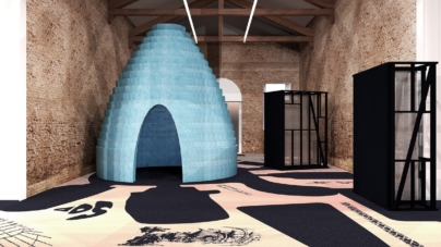 Fuorisalone 2019 Tod's No_Code Shelter: l'installazione Stories of Contemporary Life