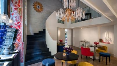 Fuorisalone Milano 2019 Baccarat: l'esclusivo luxury Bbar in Montenapoleone