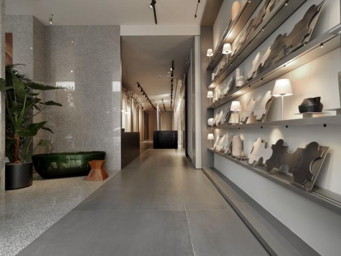 Fuorisalone Milano 2019 Marazzi: il nuovo spazio espositivo firmato Antonio Citterio e Patricia Viel