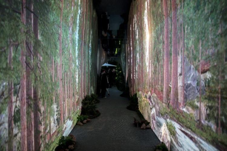 Fuorisalone Milano 2019 Montblanc: l'installazione #Reconnect1858