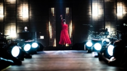 Giorgia Pop Heart Tour 2019: la cantante indossa abiti Dior