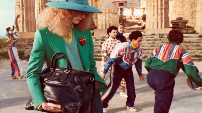 Gucci campagna Pre-Fall 2019: la civiltà classica e la contro-cultura moderna
