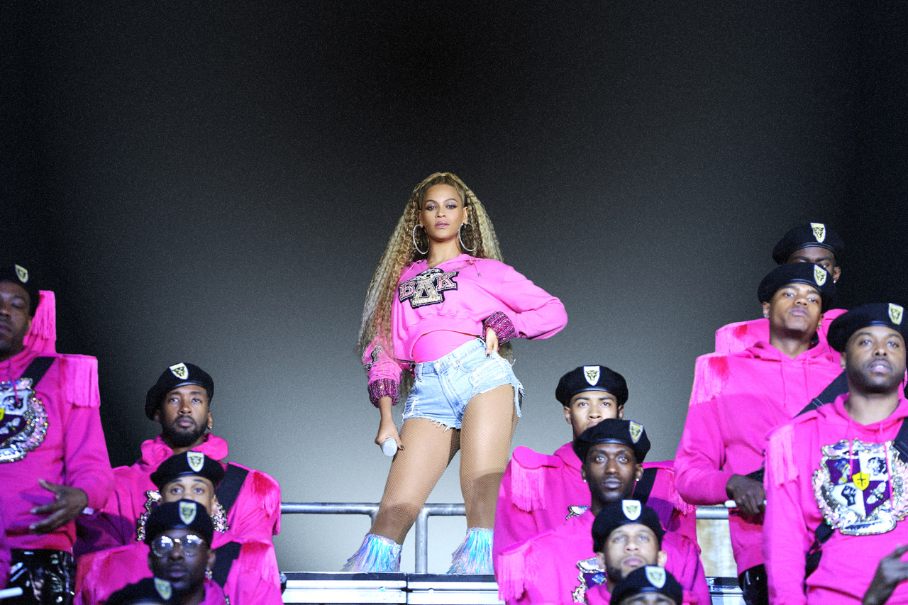 Homecoming Beyonce Netflix 2019