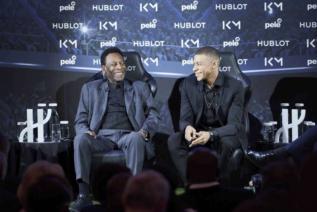 Hublot Kylian Mbappé Pelé