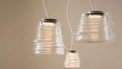 Karman lampade sospensione 2019: Bibendum by Paola Navone ad Euroluce