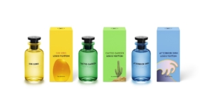 Louis Vuitton Profumi di Colonia: le nuove fragranze Sun Song, Cactus Garden e Afternoon Swim