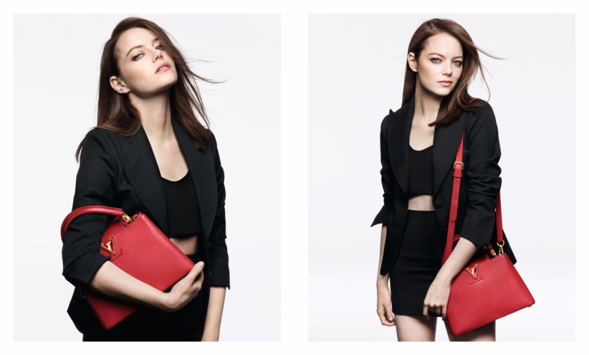 Louis Vuitton borse campagna 2019: protagoniste Emma Stone, Alicia Vikander e Léa Seydoux