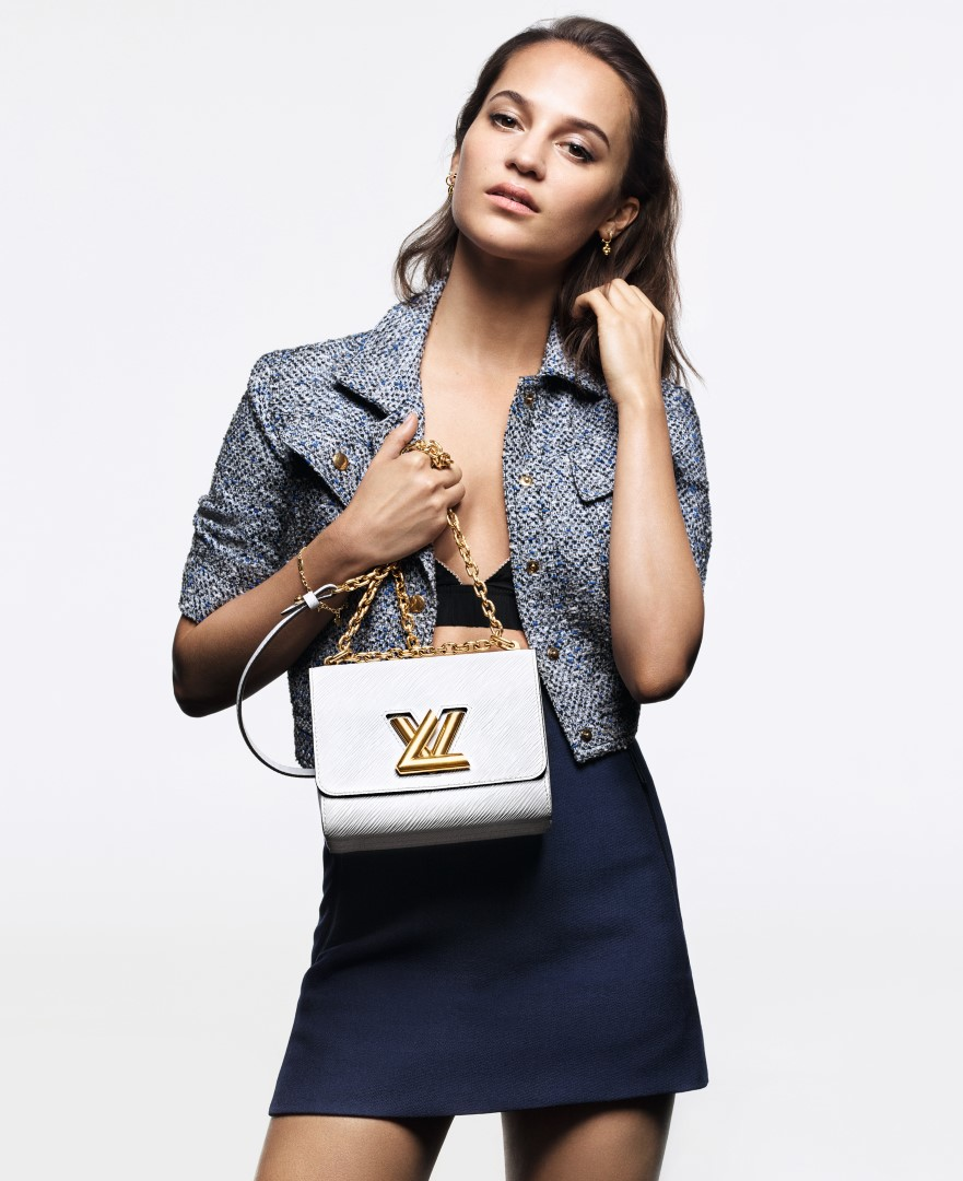Louis Vuitton borse campagna 2019