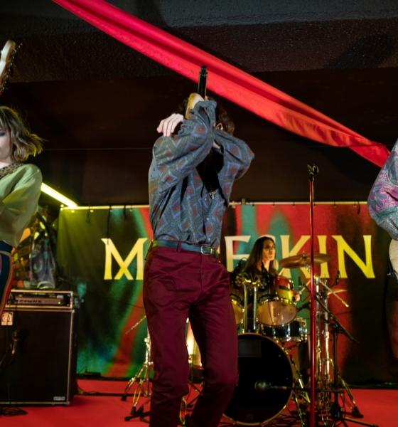 Måneskin L'altra dimensione video ufficiale: il nuovo singolo con Blauer USA