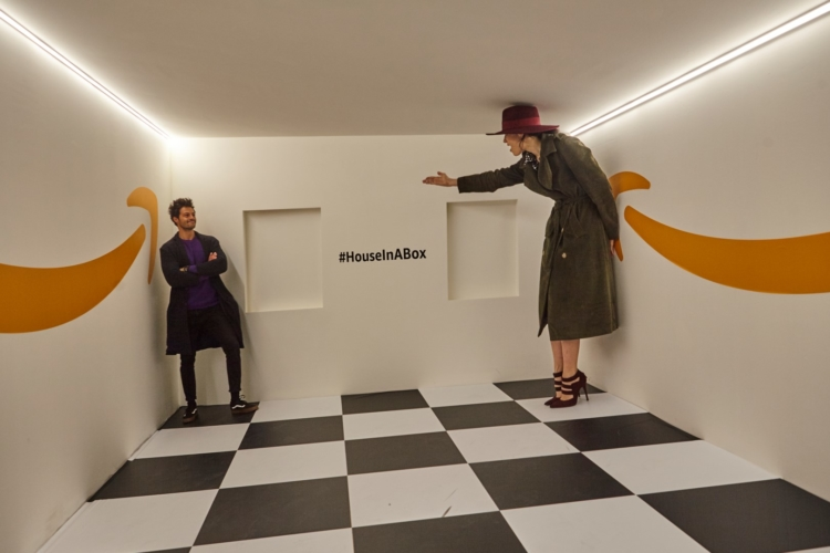 "Milano Design Week 2019 Amazon: il progetto ""House in a Box"""