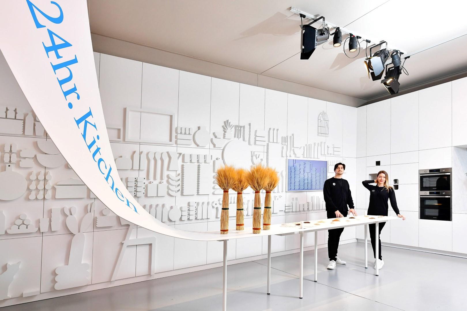 Milano Design Week 2019 Samsung