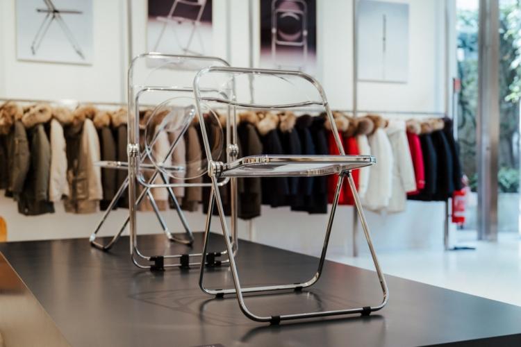 Milano Design Week 2019 Woolrich: i 50 anni della Plia di Giancarlo Piretti