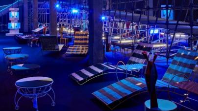Milano Design week 2019 Marni: l'installazione Moon Walk