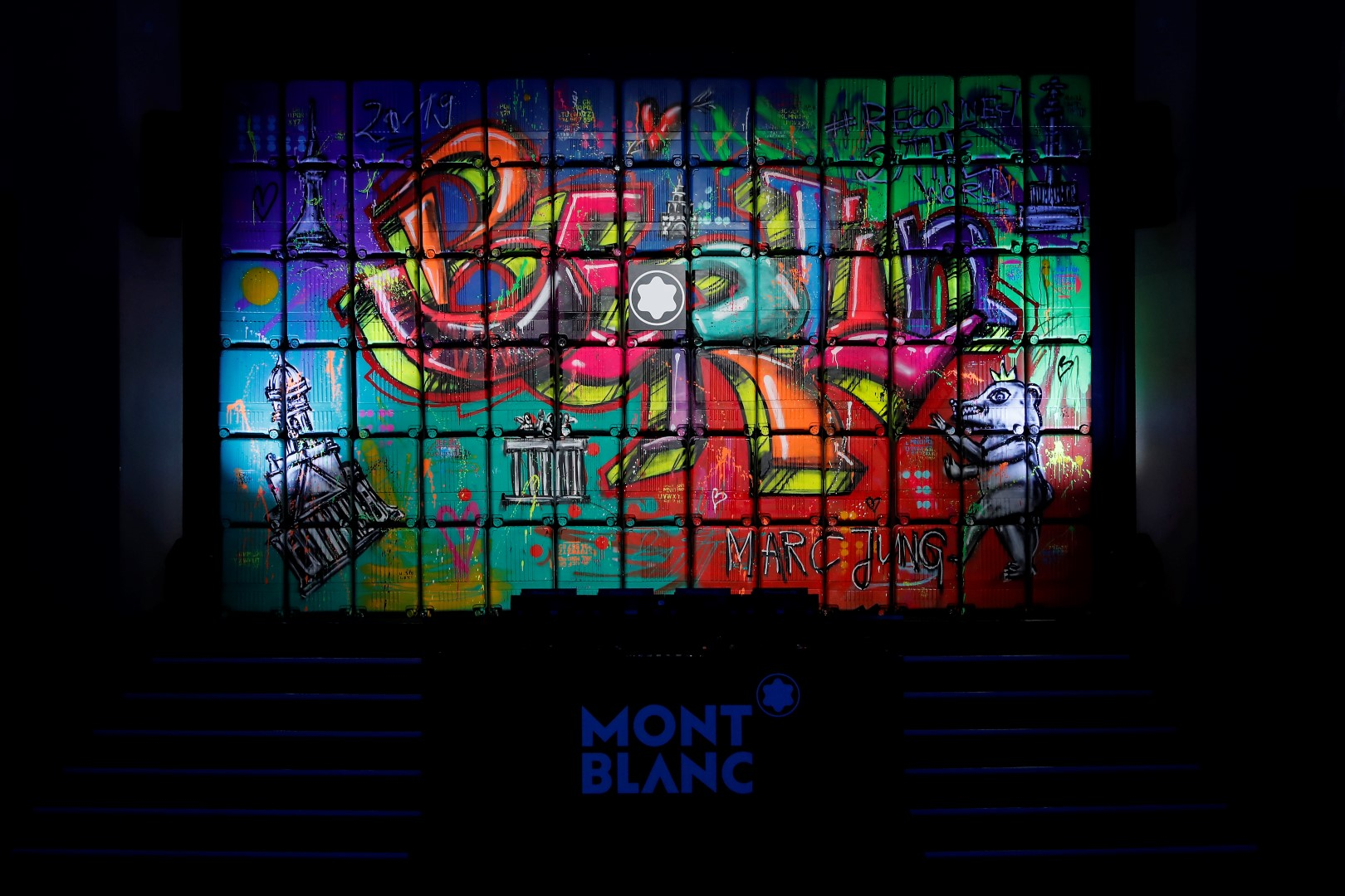 Montblanc Berlino Reconnect To The World