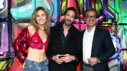 Montblanc Berlino Reconnect To The World: il party con Adrien Brody, Toni Garrn e Pierre Niney