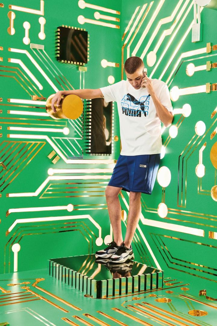 Motorola Puma sneaker 2019