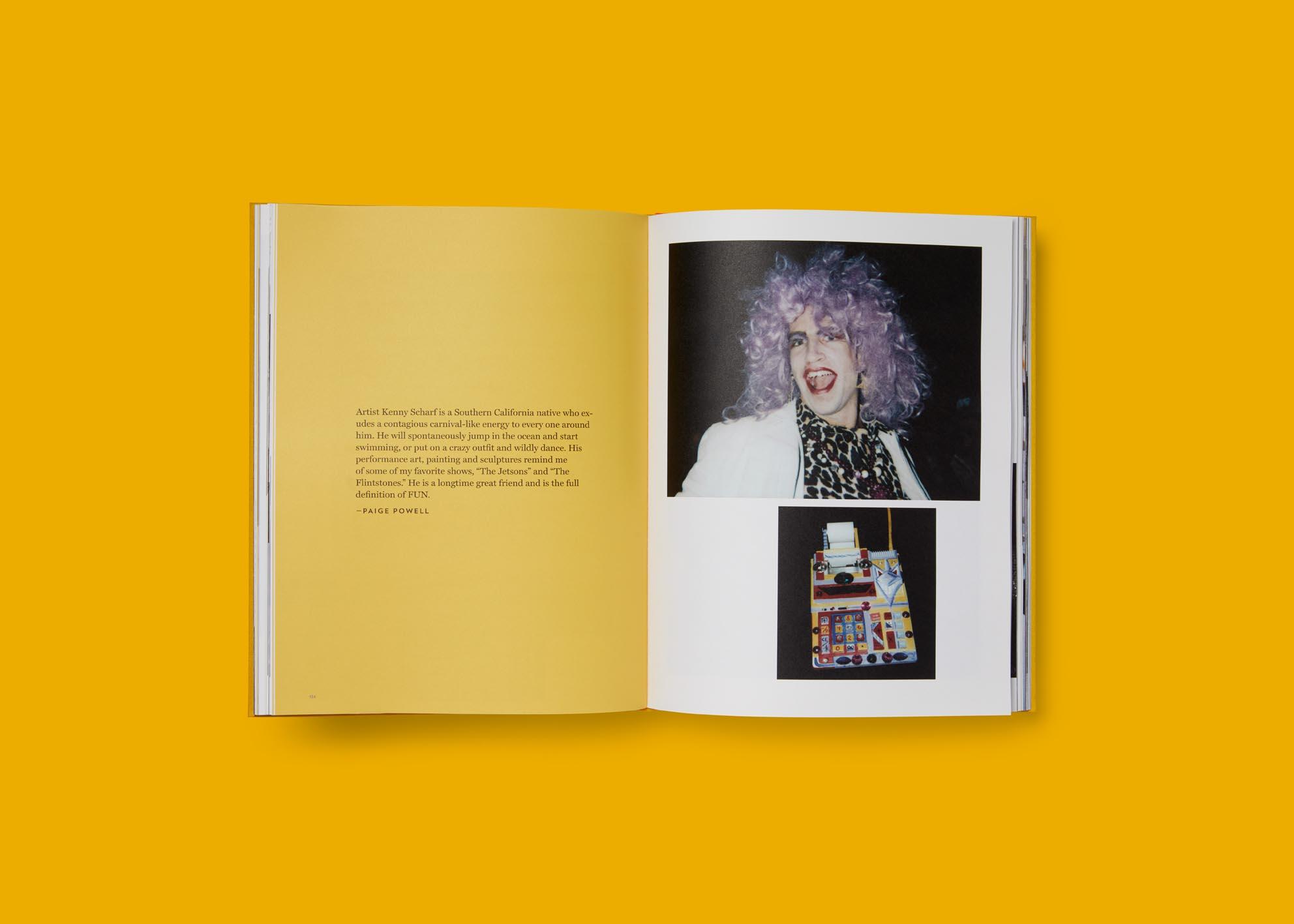 Paige Powell Gucci libri