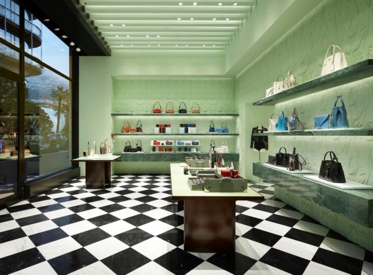 Prada MonteCarlo boutique 2019