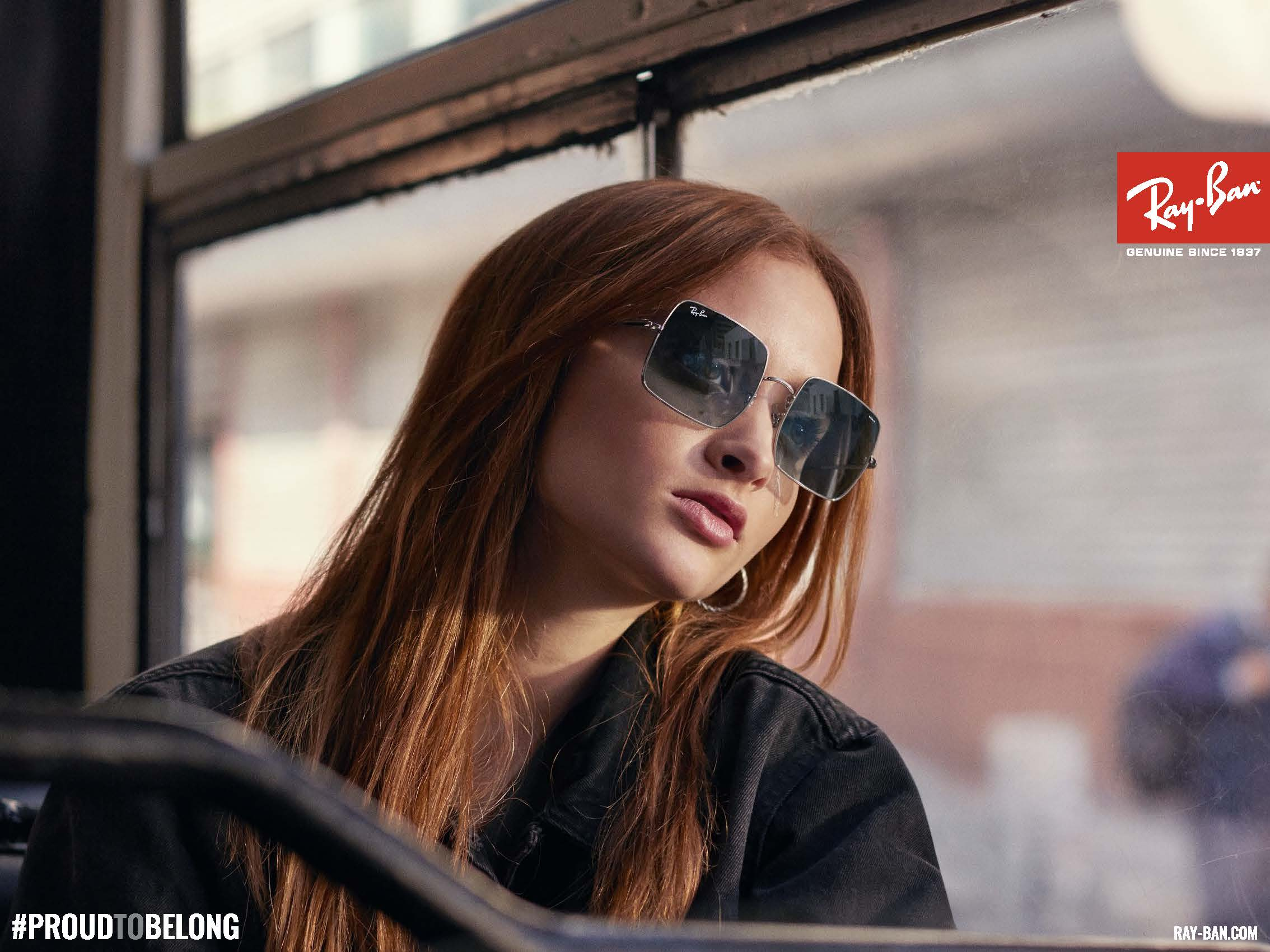Ray-Ban campagna Proud To Belong 2019