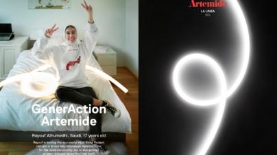 Salone del Mobile 2019 Artemide: GenerAction, la campagna che da voce ai centennials