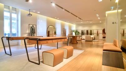 Salone del Mobile 2019 Giada: la collezione d'arredo con Giorgetti