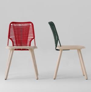 Salone del Mobile 2019 Trabà: i nuovi colori della seduta Jackie