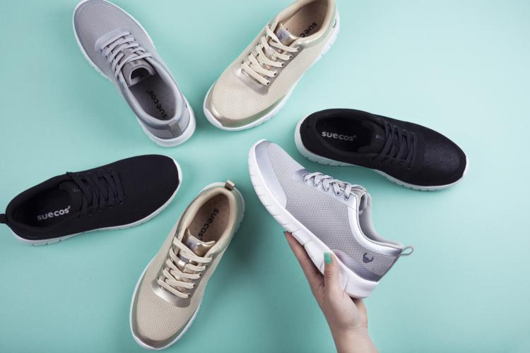 Suecos Alma sneakers 2019