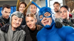 The Tick stagione 2: il supereroe blu torna su Amazon Prime Video